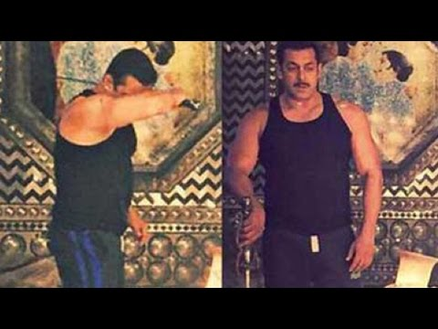 Leaked: Salman Khan's Action Sequence In Prem Rata