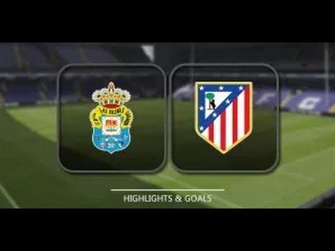 Las Palmas vs Atlético Madrid 0-5 All Goals & Highlights - Laliga 2017 29_4_2017 HD