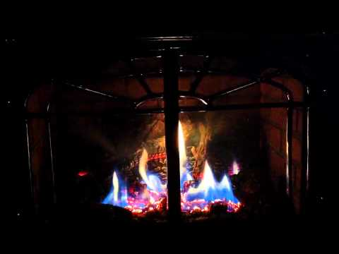 Gas Stove in Action