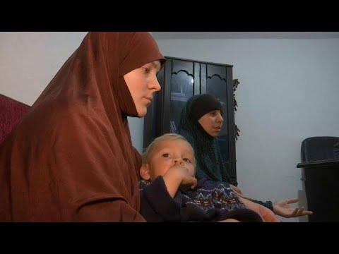 Συρία: Χάνουν την ελπίδα τους δύο Βελγίδες γυναίκες του ISIS…