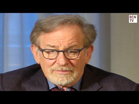 Steven Spielberg Interview The Post Premiere