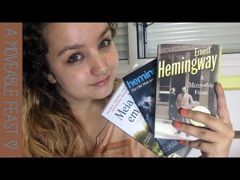Resenha #11 Paris é uma festa, de Ernest Hemingway | Anos parisienses e o esteriótipo de machão