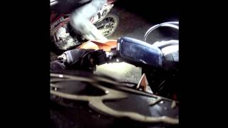 8. 2013 honda crf 150 the best bits