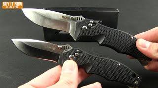 Video SOG Vulcan Folding Knife Overview MP3, 3GP, MP4, WEBM, AVI, FLV Juli 2019
