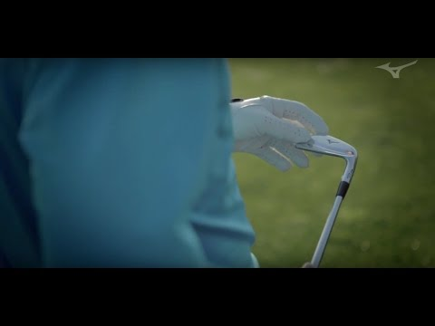 Mizuno MP-4 irons: The Art of Shotmaking.