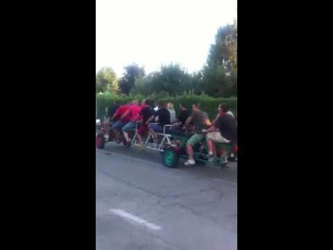 Il Ciclope sulle strade del Varesotto