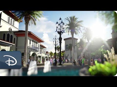 Imagineers Unveil the Storyline of Disney Springs   Walt Disney World Resort   Disney Parks