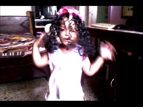 New! OMG Very Funny Cute Kid Baby Girl Dancing Indian Kid Video 2014 WOW