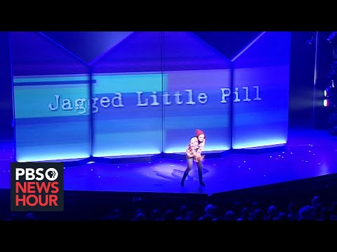 Videos musicales - In Broadway musical, Alanis Morissette's 'Jagged Little Pill' becomes modern-day metaphor