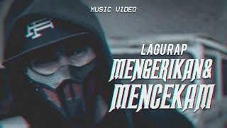 Video Lagu Rap MENGERIKAN & MENCEKAM (Music Video Lyric) MP3, 3GP, MP4, WEBM, AVI, FLV Maret 2019