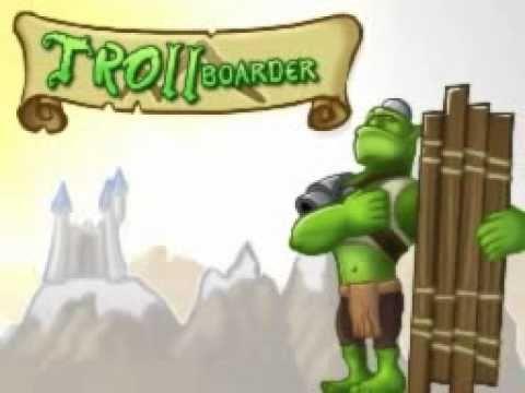 Trollboarder Nintendo DS