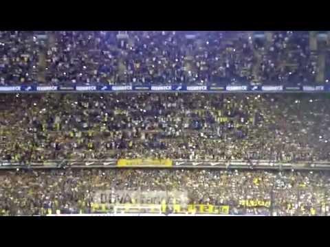 Video - Boca 1 vs Rafaela 0 / Explota la Bombonera - La 12 - Boca Juniors - Argentina