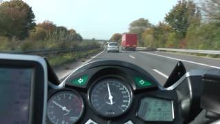 6. HD FJR1300 autobahn 2012