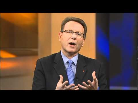 Web Exclusive! 'Tell us about the number one concern to Canadian Families today?' Dave Quist