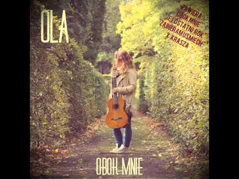 Tekst piosenki Ola - Odległość po polsku