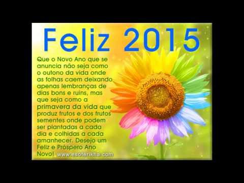 Imagens de feliz ano novo - Feliz Ano Novo - Feliz 2015 Vídeo Especial