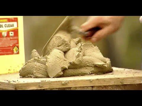How to Lay Bricks Part 2: Mixing The Mortar