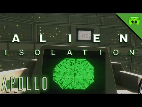 ALIEN ISOLATION # 29 - APOLLO «» Let's Play Alien Isolation PC | Full HD