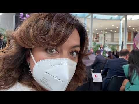 Michela Sciurpa, in diretta dalla cerimonia di apertura del TTG Travel Experience di Rimini