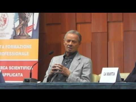 Zamparini all'Università incontra i giovani