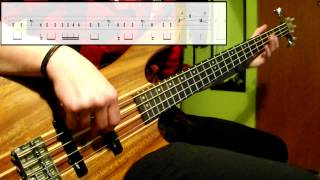 Download Lagu Primus - Wynona's Big Brown Beaver (Bass Cover) (Play Along Tabs In Video) Mp3