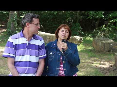 Espanha - Rev. Humberto e Brandali de Oliveira