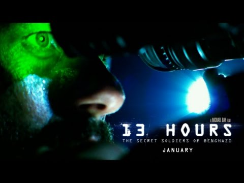 13 Hours: The Secret Soldiers of Benghazi (Trailer 2)
