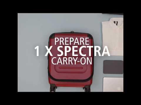 Victorinox Spectra - Travel Recipe