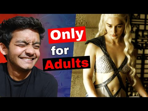 18+ Videshi web series jo ekdum best hai   only for adults 😜   badal yadav