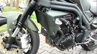 9. Triumph Speed Triple 1050 135 Hp  * see also Playlist