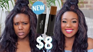 "Today's video is a review demo about the drugstore black opal stick foundation routine . This is a full coverage foundation with shades for many WOC / african american/ black women. This is not a new new foundation but it's new for me to use as a foundation. It's reallly good for .... well just watch the video ha love you!SUBSCRIBE LINK:http://bit.ly/1RDpkFtSUBSCRIBEWhen I'm not on here, I'm here:)http://www.roselkimberly.com/http://instagram.com/roselkimberlyhttps://twitter.com/RoseLKimberlySnapchat- roseyrosechickTOP 3 PLAYLISTSHOW TO VIDEO'S Black Woman: https://www.youtube.com/watch?v=A7kmk...Makeup Tutorials:https://www.youtube.com/watch?v=UbENJ...Drugstore Reviewshttps://www.youtube.com/watch?v=sgnBc...♥ ♥♥ ♥♥ ♥♥ ♥♥ ♥♥ ♥♥not sponsored.Camera: Nikon d5100Editing: Final Cut Pro 10For any business inquiries please use the email below with the subject ""Rose Kimberly"": business@beaufreshmedia.comR O S E K I M B E R L Y NEW video every Wednesday, and Sunday 10:00pm EST/07:00pm PST! I'm a 22 NYC girl who Graduated with my bachelor's in Cosmetics Chemistry and Marketing. I studied makeup, hair, nail, skincare + MORE.Subscribe & Let's be friends!PRODUCTS MENTIONED-GARNIER MOISTURE -DR BRANDT PORES NO MORE PRIMER-BLACK OPAL TRUE COLOR FOUNDATION *BEAUTIFUL BRONZE-WET N WILD PHOTO FOCUS CONCEALER *MEDIUM DEEP-BEN NYE POWDER *OLIVE SAND-L'OREAL EYE LINER-DASSAH LASHES *FLARE-KISS BROW POWDER *MEDIUM DEEP-MUG MAMBO LIPSTICK"