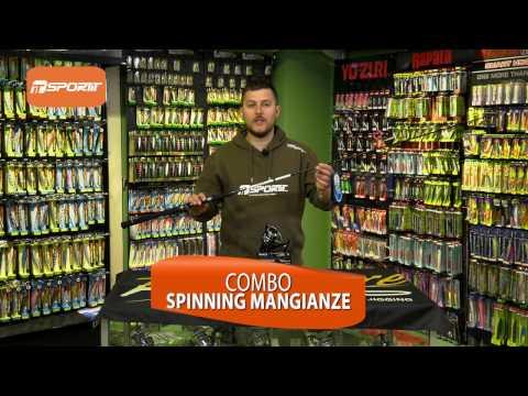 Combo Spinning Mangianze (Sportit)