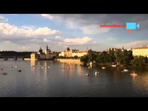 Praha krásná, Praha má ..