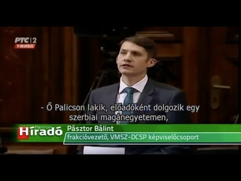 Az alkotmánybíró-jelöltekről vitázik ma a szerb köztársasági parlament -cover