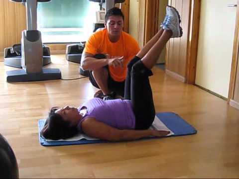 Hernias discales lumbares ejercicios videos videos relacionados con hernias discales - Ejercicios en piscina para hernia discal l5 s1 ...