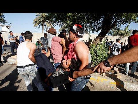 Ιράκ: Επεισόδια στην Πράσινη Ζώνη της Βαγδάτης