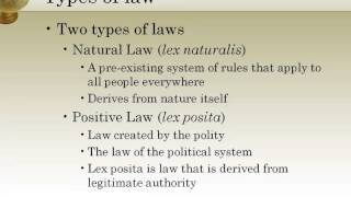 International Law Lecture Part 2
