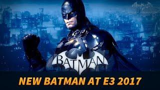 A new rumor has surfaced about a possible presentation of a Batman game for PS4, Xbox One and PC at E3 2017.Next Batman Game News Playlist:https://www.youtube.com/playlist?list=PLJms5sWamFOUQz8EFWIrF-rPyf9mjoJAtSOURCES:● Thanks to Arkhamverse.com and Mario Larreategui - http://www.arkhamverse.com/news/2017/03/confirmed-batman-at-e3-2017/● UP2PLAY.com: http://up2play.com/otras-noticias/334-lista-de-juegos-confirmados-para-e3-2017-te-esperabas-alguno===================================Follow BatmanArkhamVideos on:● YouTube - http://www.youtube.com/BatmanArkhamVideos● Twitter - http://www.twitter.com/ArkhamVideos● Facebook - http://www.facebook.com/BatmanArkhamNewsFor more info and videos, visit http://www.Batman-Arkham.com and http://www.Games-Series.com