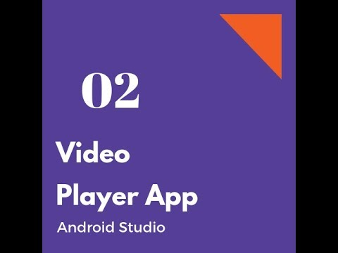 #2 Video Player App In Android Studio Tutorial (Fetch Videos)