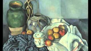 Still Life with Apples (cézanne)