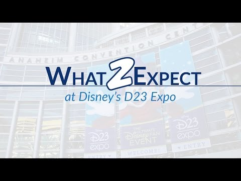 3 Things 2 Expect at Disney's D23 Expo