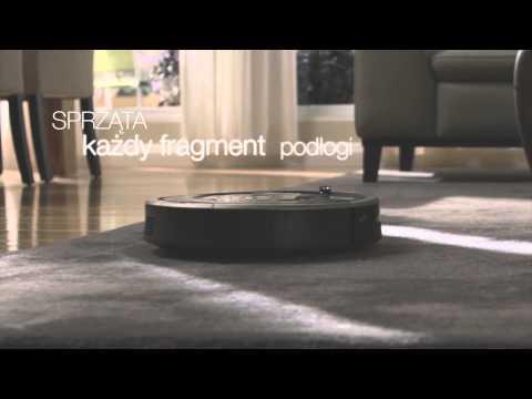 Robot odkurzający iROBOT Roomba 865
