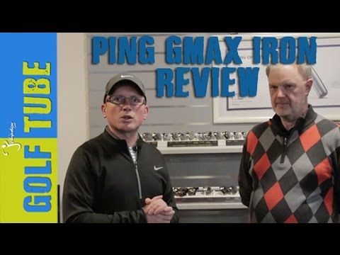 PING GMAX IRON - 28 HANDICAP GOLFTUBE TEST