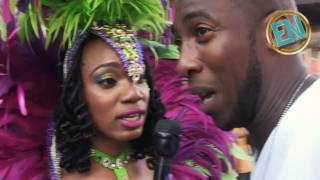 Dominica Carnival Opening 2017