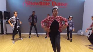 T-Pain Freeze Ft. Chris Brown by Centre Showtime Danse Cergy
