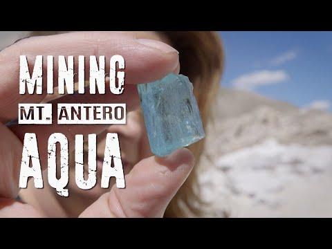Mt. Antero Treasures - S2:E1 - Mining Aquamarine