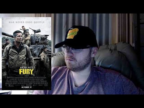 Fury (2014) Movie Review