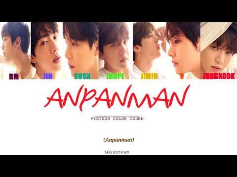 "[VIETSUB] ANPANMAN -  BTS (Love yourself ""Tear"") - Thời lượng: 3:49."