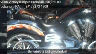 9. 2006 Victory Kingpin Premium  for sale in Lebanon, PA 17046
