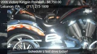 6. 2006 Victory Kingpin Premium  for sale in Lebanon, PA 17046